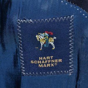 Hart Schaffner Marx Suits & Blazers - HSM Hart Schaffner Marx 43R Sport Coat Blazer Suit